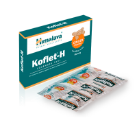 Koflet Ginger with pills PNG