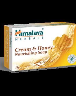 jabón de crema y miel