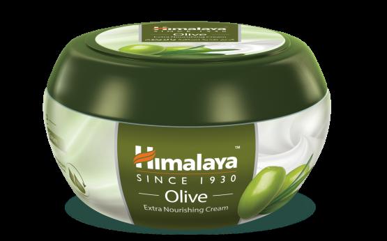crema extra nutritiva de himalaya con aceite de oliva